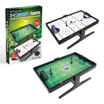 Global Gizmos 2 in 1 Magnetic Game Football